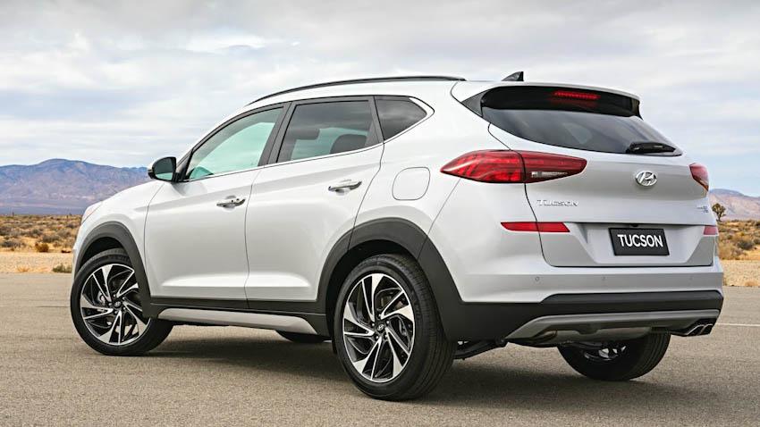 Hyundai Tucson 2019 2