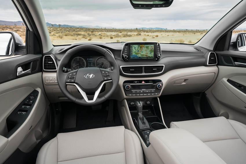 Hyundai Tucson 2019 3