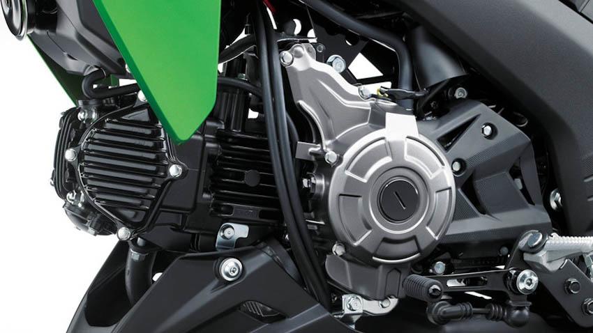 Kawasaki Z125 Pro 2019 4