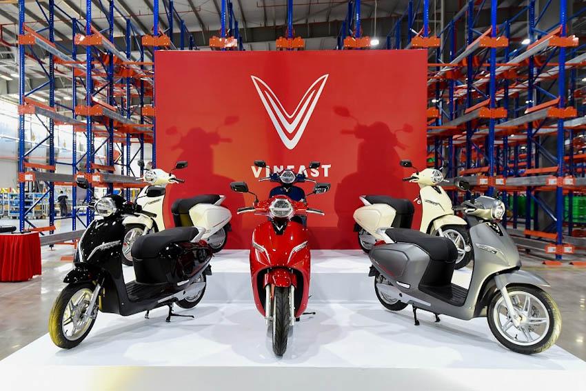 Khách Việt mua hơn 3 triệu xe máy trong năm 2018 1
