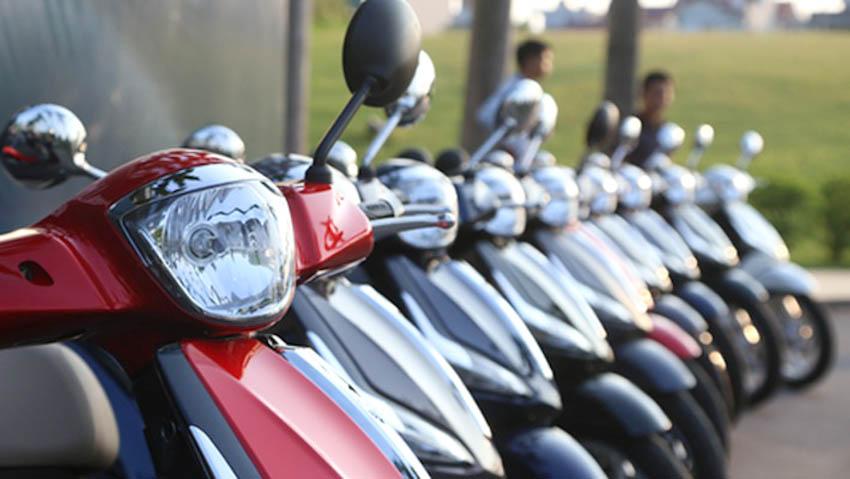 Khách Việt mua hơn 3 triệu xe máy trong năm 2018 4