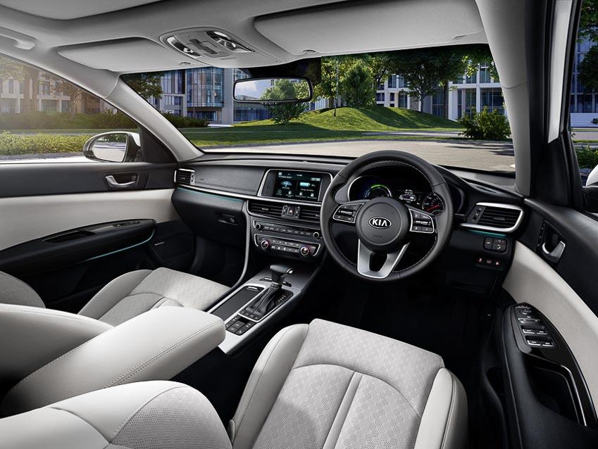 Kia Optima Sportswagon Hybrid 2019 3