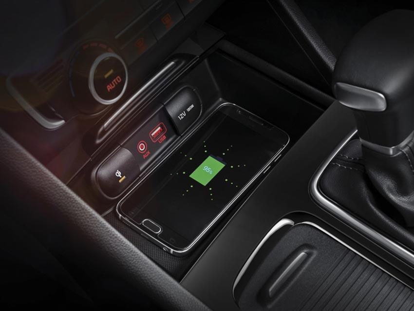 Kia Optima Sportswagon Hybrid 2019 4