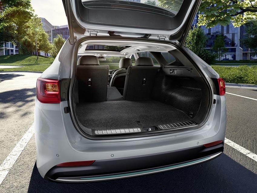 Kia Optima Sportswagon Hybrid 2019 6