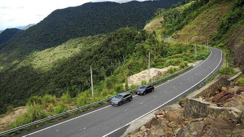 Kinh nghiệm lái ôtô đường đèo cho các bác tài 4