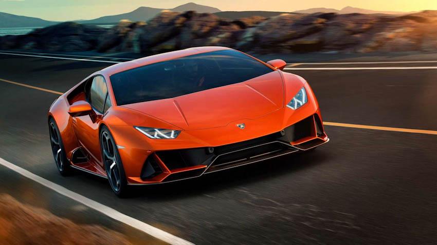Lamborghini Huracan EVO 1