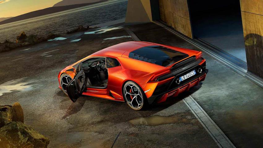 Lamborghini Huracan EVO 10
