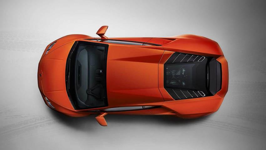 Lamborghini Huracan EVO 14