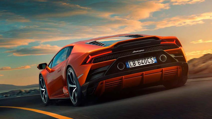 Lamborghini Huracan EVO 6