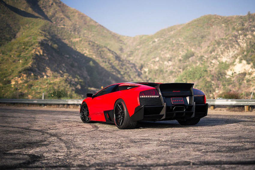 Lamborghini Murcielago 2