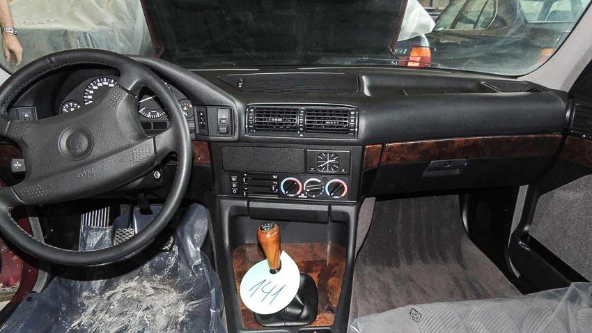 lô xe BMW 5-Series 1994 5