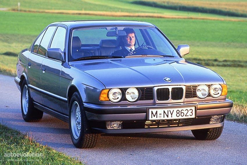 lô xe BMW 5-Series 1994 9