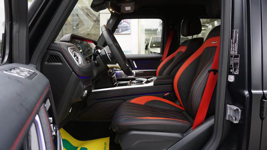 Mercedes-AMG G63 Edition