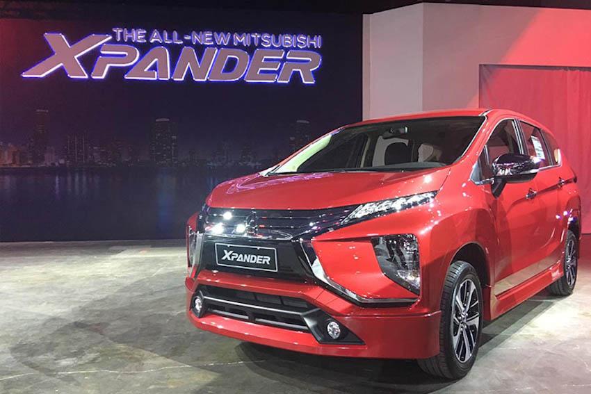 Mitsubishi Xpander 3