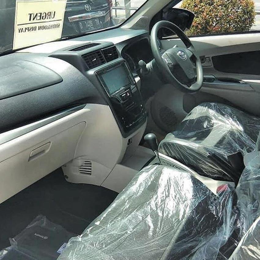 Toyota Avanza 2019 1