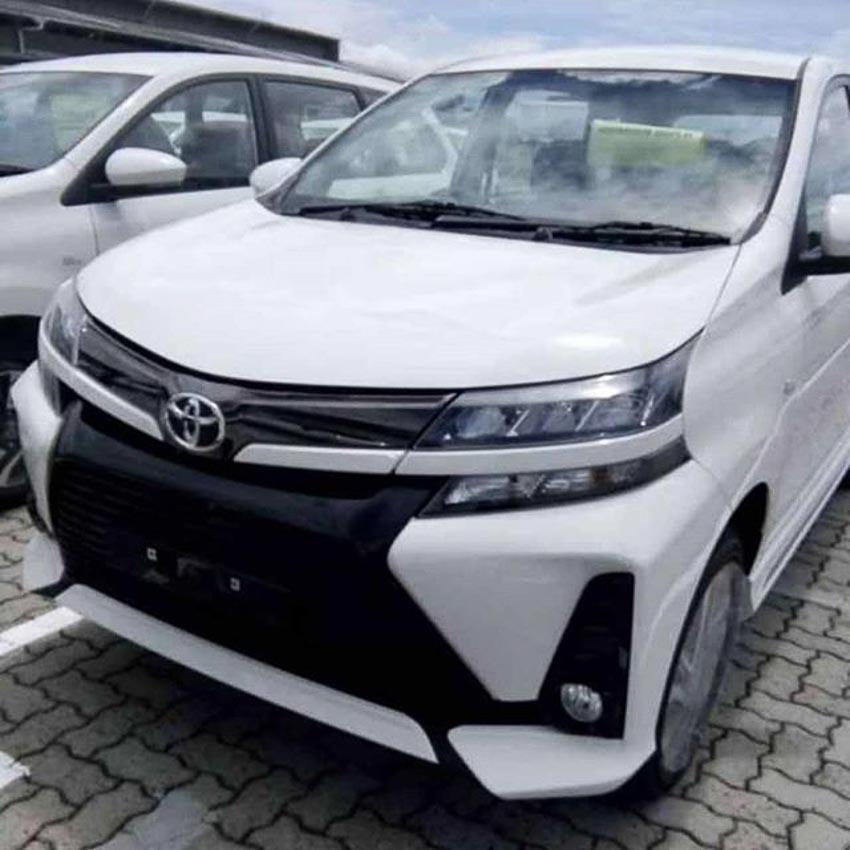 Toyota Avanza 2019 7