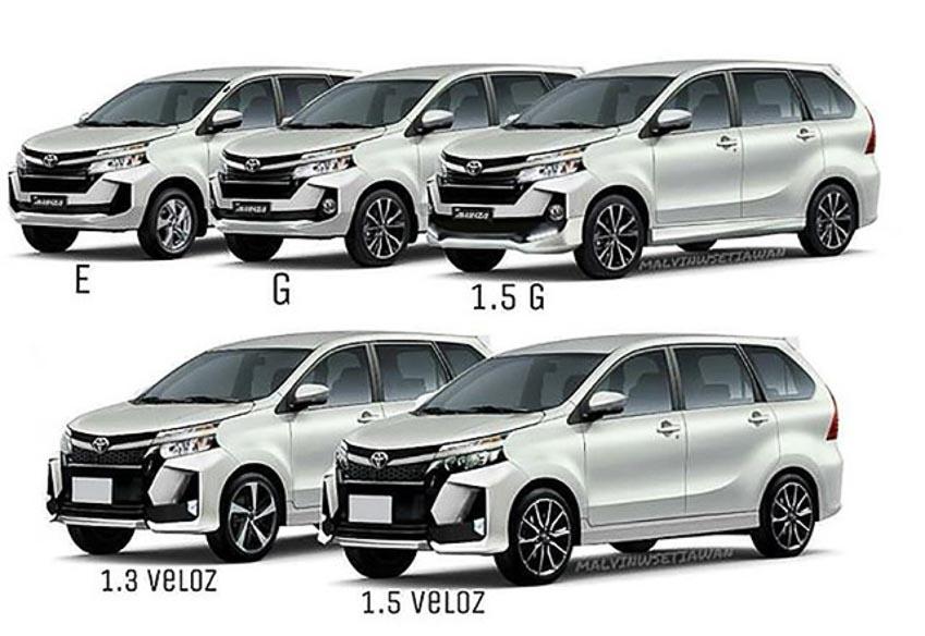 Toyota Avanza 2019 9