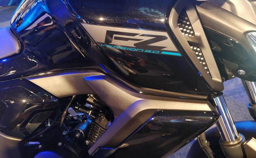 Naked bike Yamaha FZ V3.0