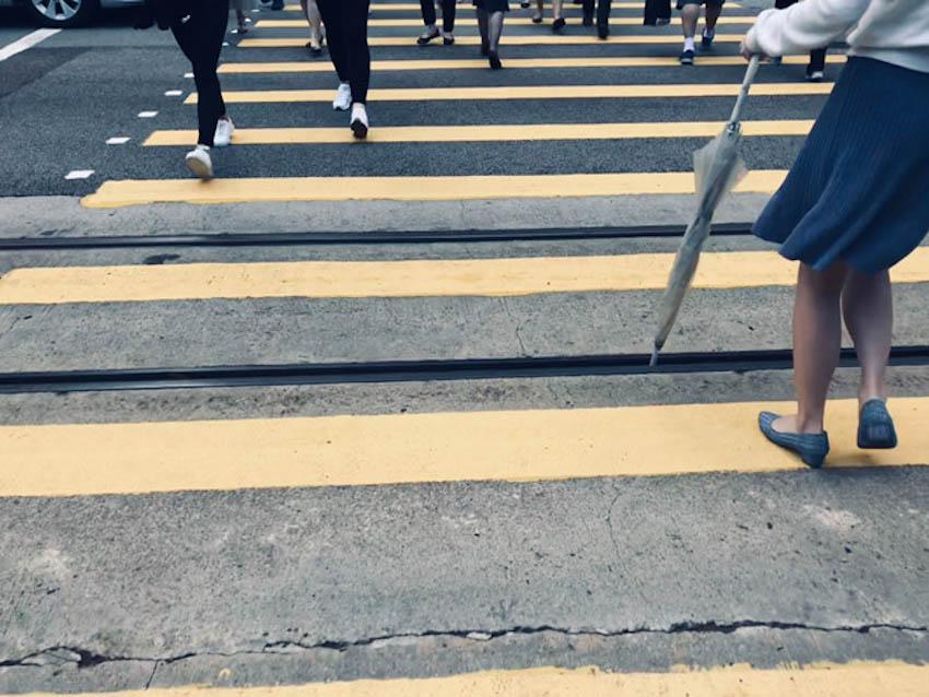 người đi bộ
