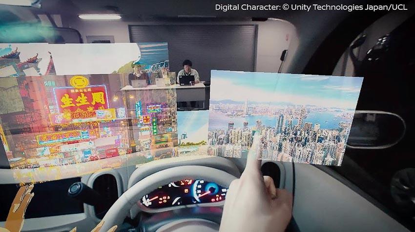 Nissan công bố công nghệ I2V tăng trải nghiệm lái 4