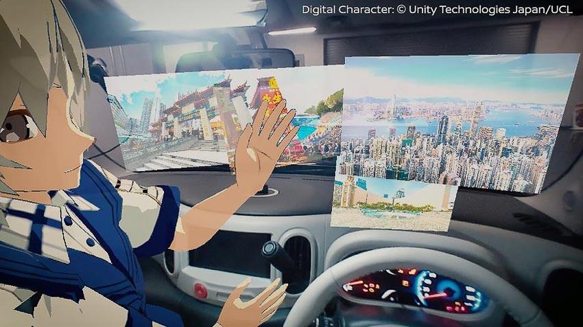 Nissan công bố công nghệ I2V tăng trải nghiệm lái 6