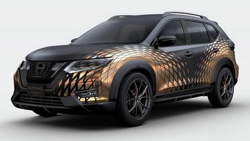 Nissan mang Juke, X-Trail bản độ đến triển lãm Tokyo Auto Salon 5