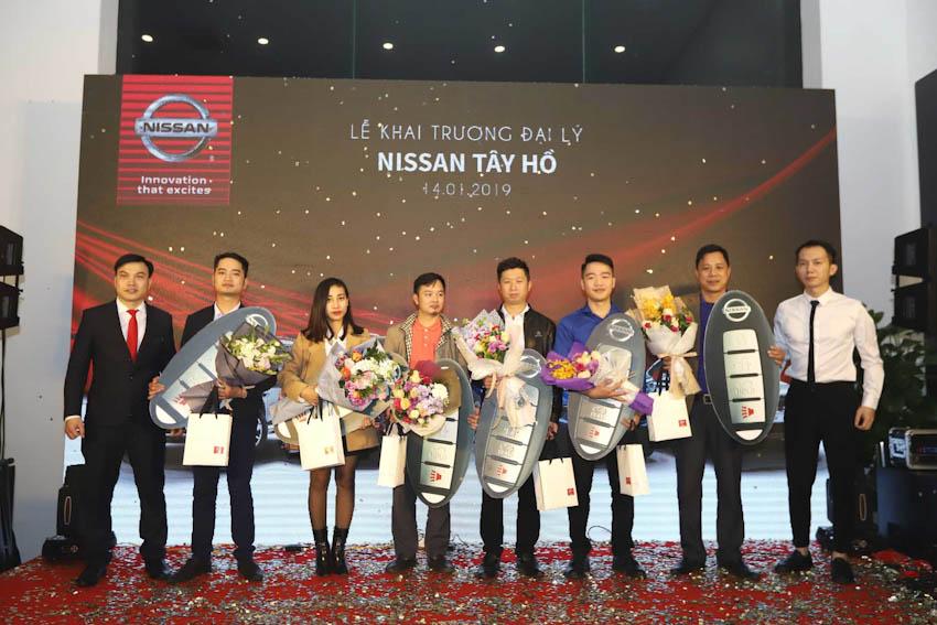 Nissan Việt Nam khai trương Đại lý 1S Nissan Tây Hồ 3