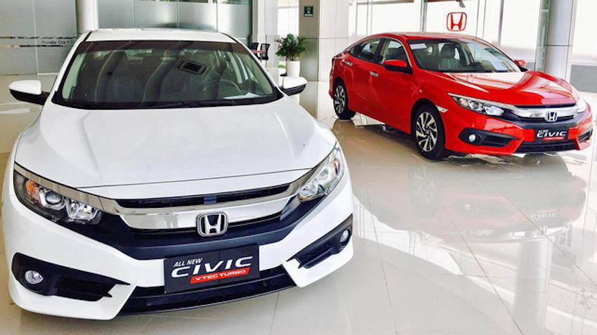 ôtô Indonesia vượt Thái Lan nhập khẩu về Việt Nam 2