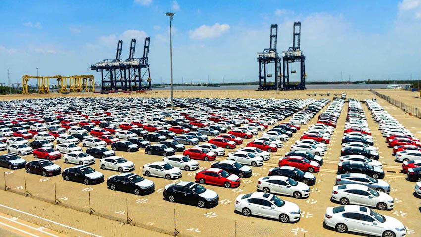 ôtô Indonesia vượt Thái Lan nhập khẩu về Việt Nam 3