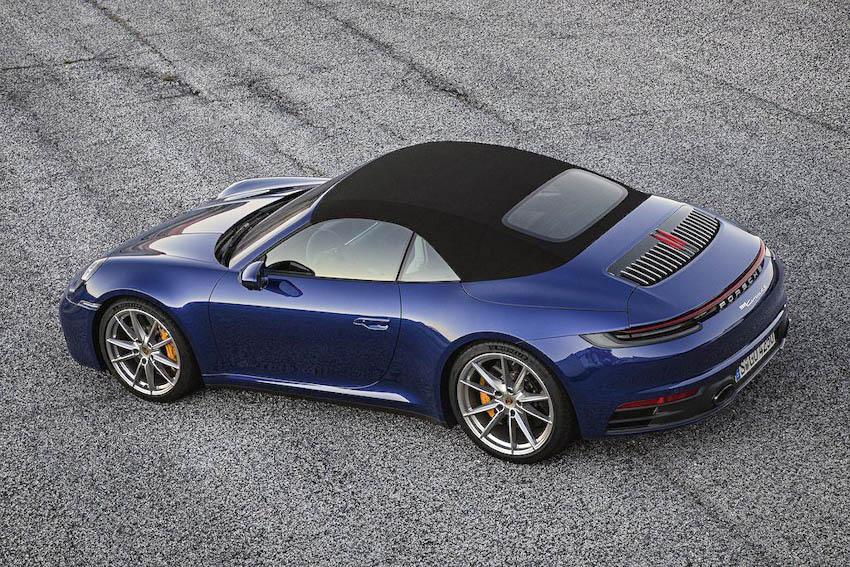 Porsche 911 Cabriolet 3