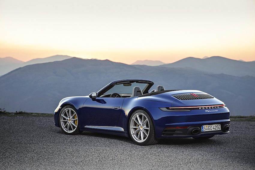 Porsche 911 Cabriolet 5