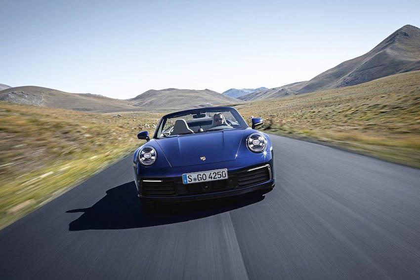 Porsche 911 Cabriolet 6