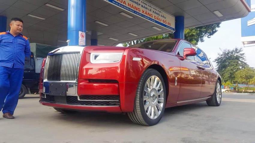 Rolls-Royce Phantom VIII 3