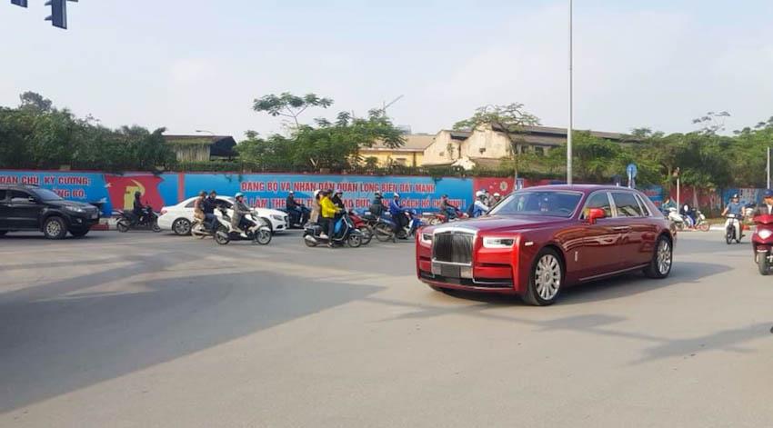 Rolls-Royce Phantom VIII 5