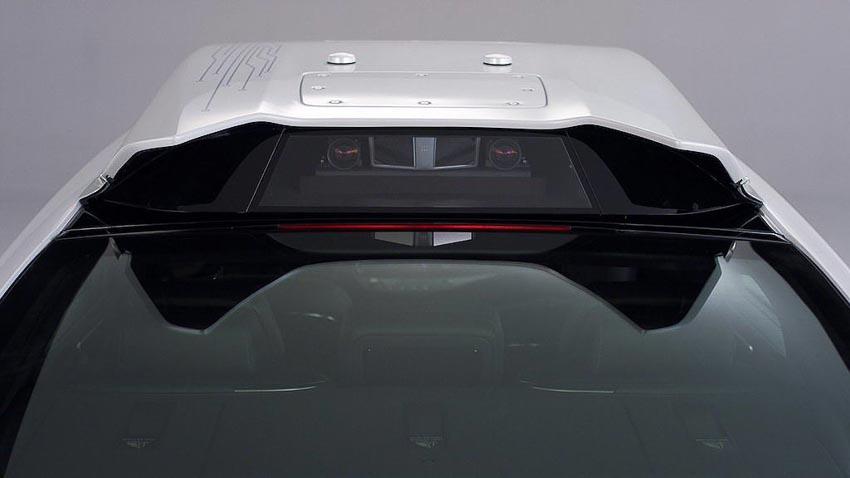Toyota thử nghiệm tài xế ảo tự lái trên xế sang Lexus LS 500h 8