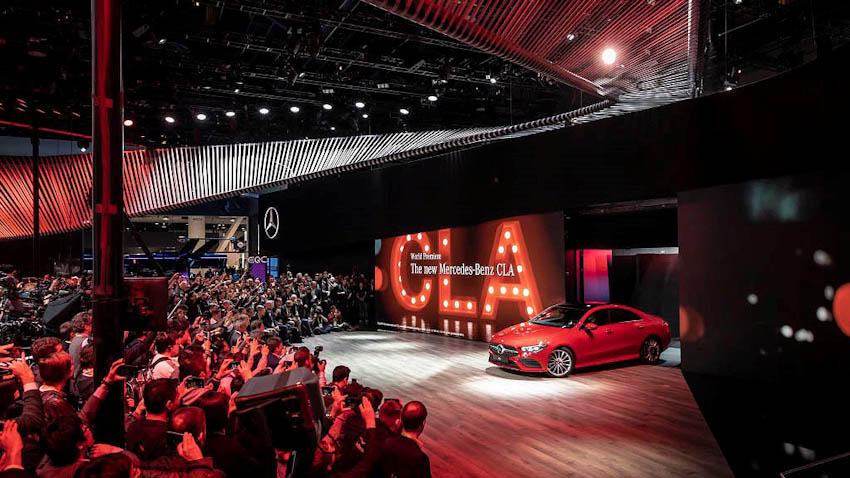Mercedes-Benz CLA 2019 1