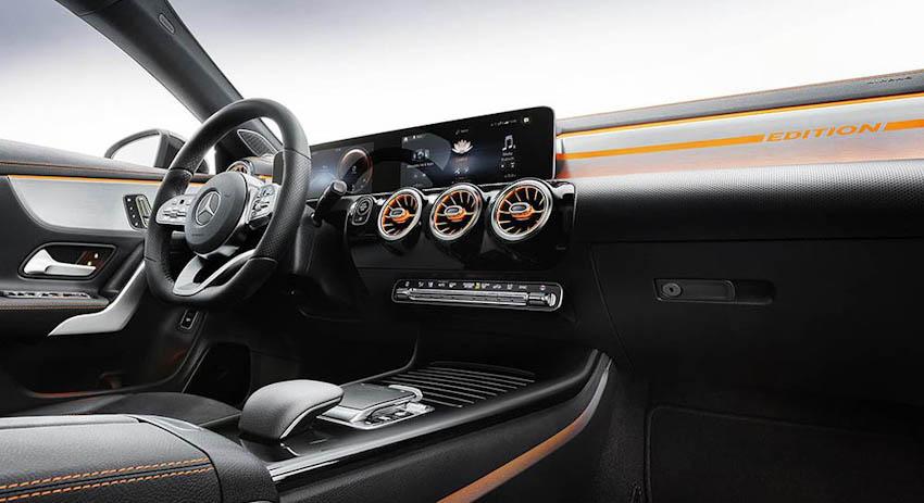 Mercedes-Benz CLA 2019 11