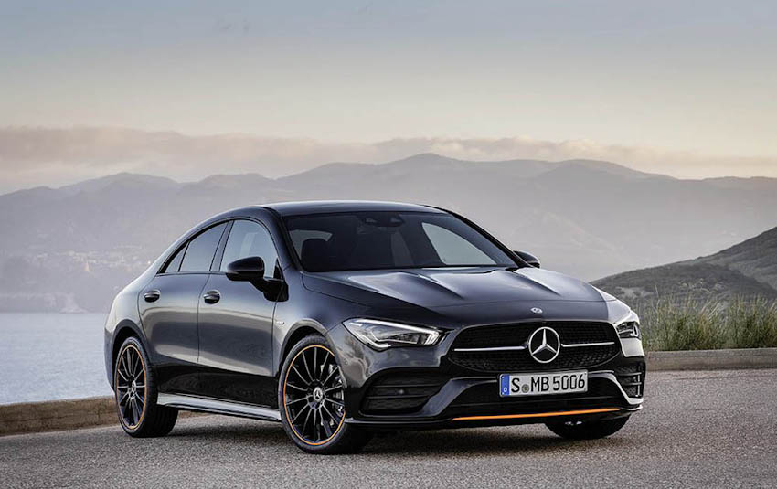 Mercedes-Benz CLA 2019 13