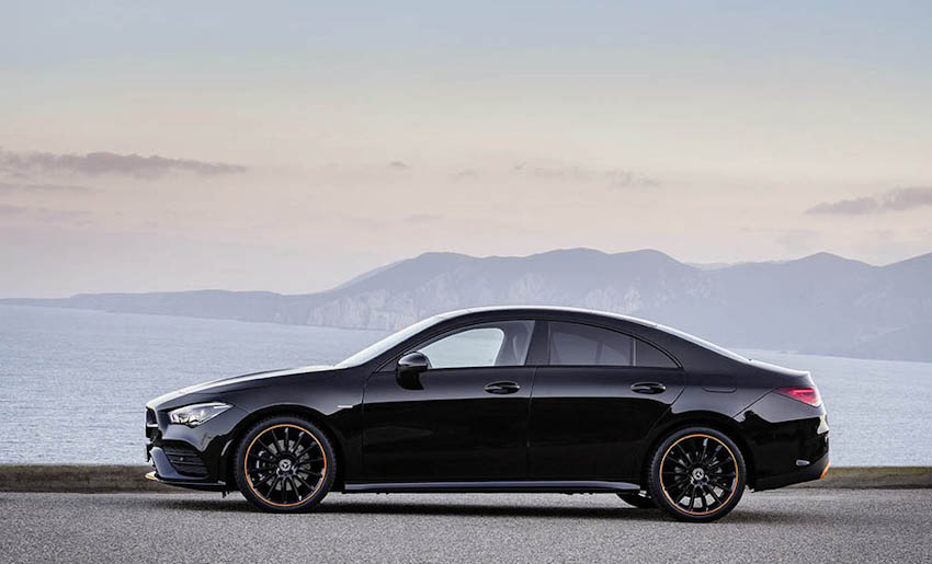 Mercedes-Benz CLA 2019 14