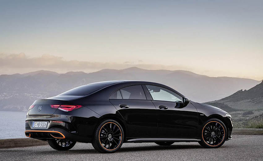 Mercedes-Benz CLA 2019 15