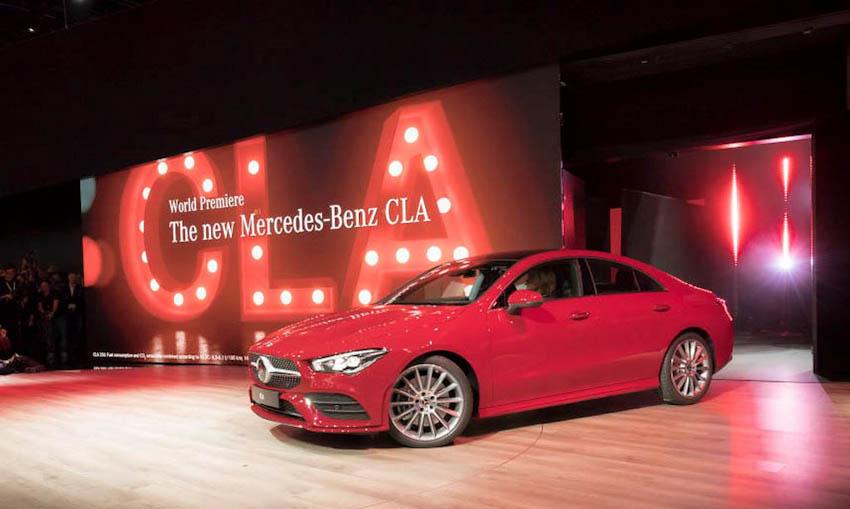 Mercedes-Benz CLA 2019 3