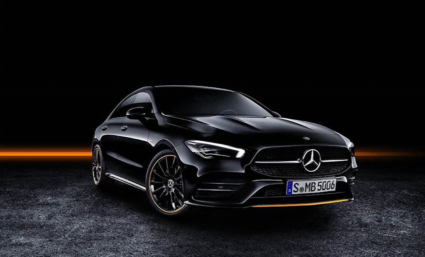Mercedes-Benz CLA 2019 4