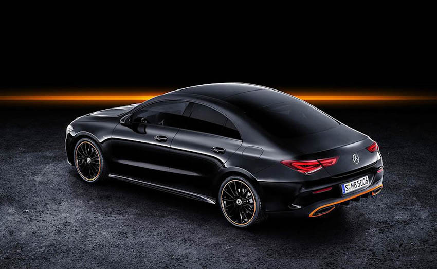 Mercedes-Benz CLA 2019 5