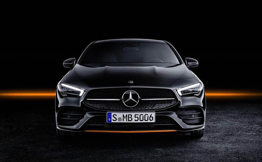 Mercedes-Benz CLA 2019 6