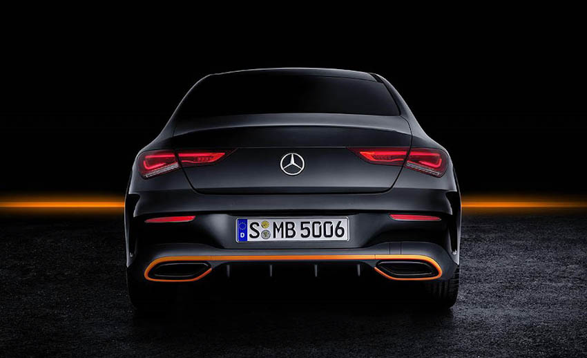 Mercedes-Benz CLA 2019 7