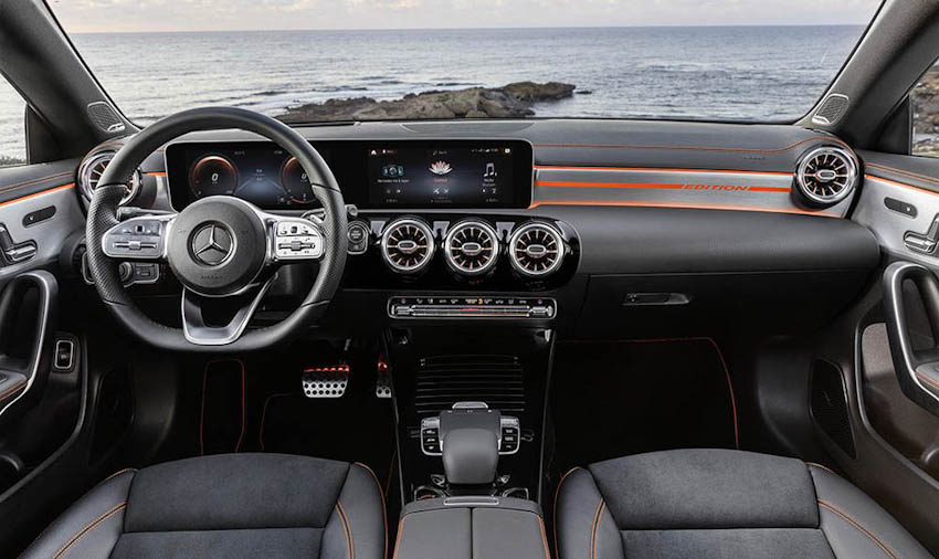 Mercedes-Benz CLA 2019 8