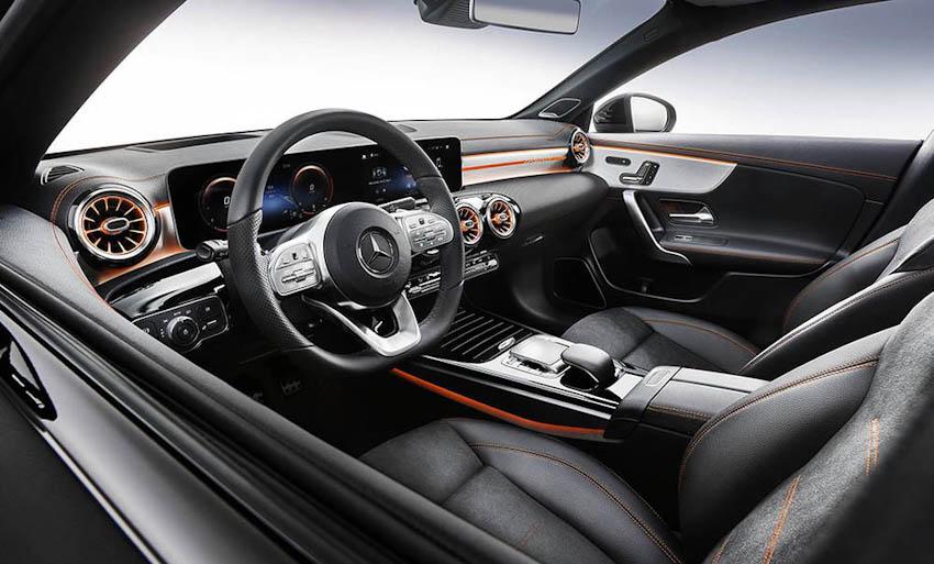 Mercedes-Benz CLA 2019 9