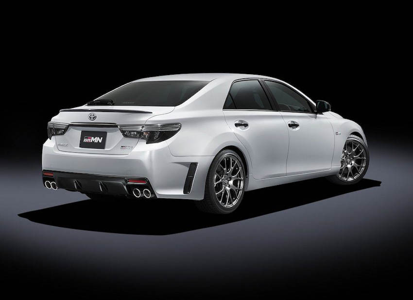 Toyota Mark X GRMN 2