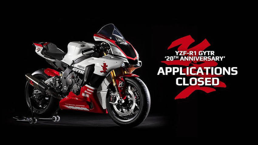 Siêu mô tô tiền tỷ Yamaha R1 GYTR 1