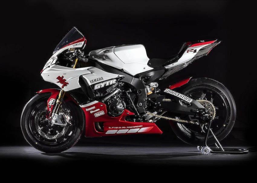 Siêu mô tô tiền tỷ Yamaha R1 GYTR 2